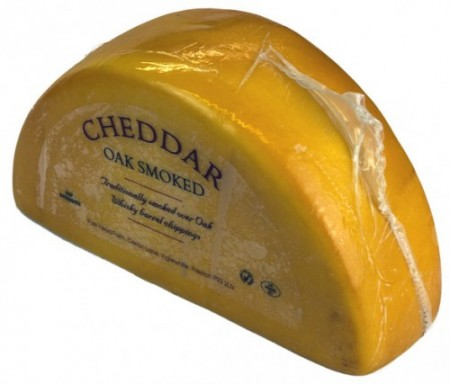 Oak Smoked Cheddar approx 2kg