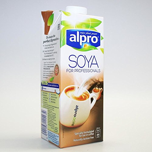 Alpro Soya Milk For Professionals 1ltr