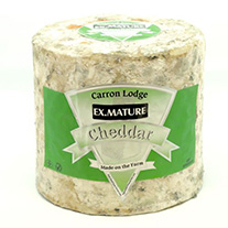 Cloth Bound Extra Mature Cheddar 2.9kg