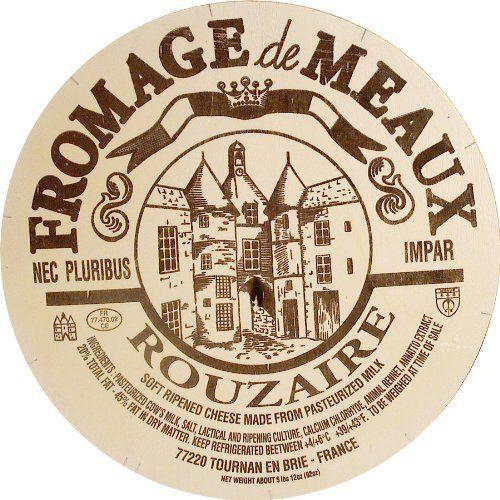 Brie De Meaux Rouzaire 3kg
