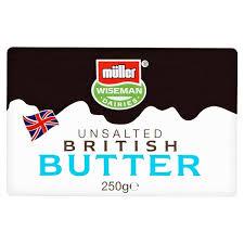Muller Unsalted Butter 20 x 250g