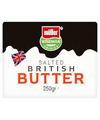Muller Salted Butter 20 x 250g