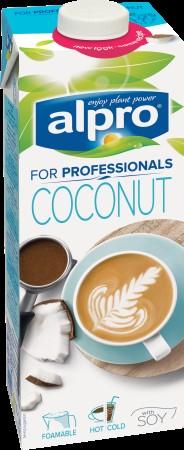 Alpro Coconut Milk For Professionals 1ltr
