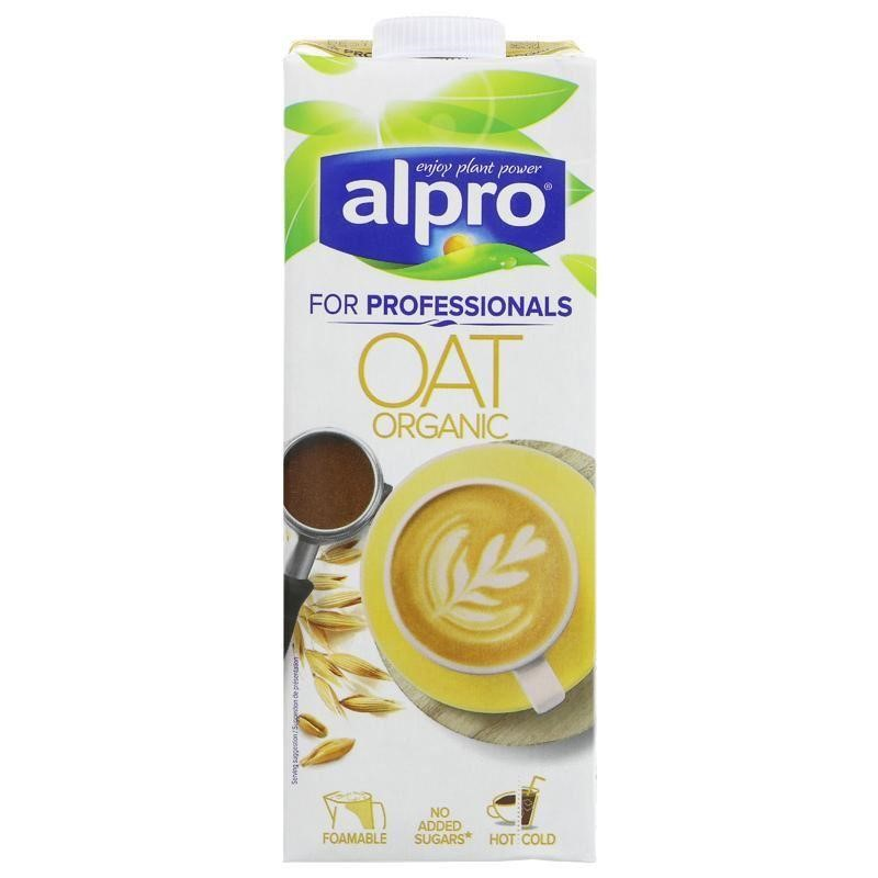 Alpro Oat Milk for Professionals 1ltr