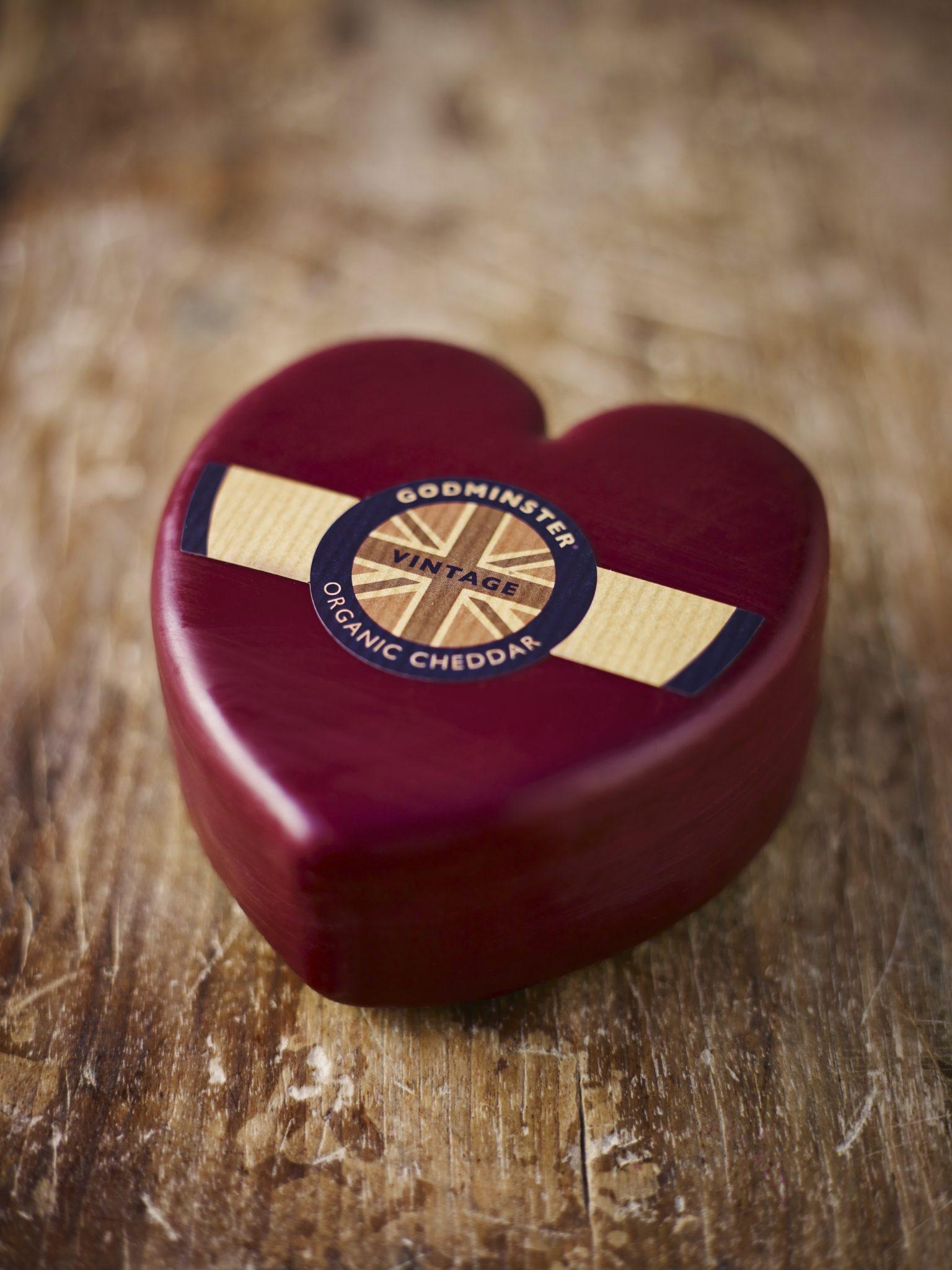 Godminster Heart Shaped 200g