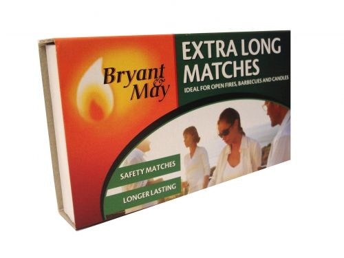 Extra Long Matches 12 x Box