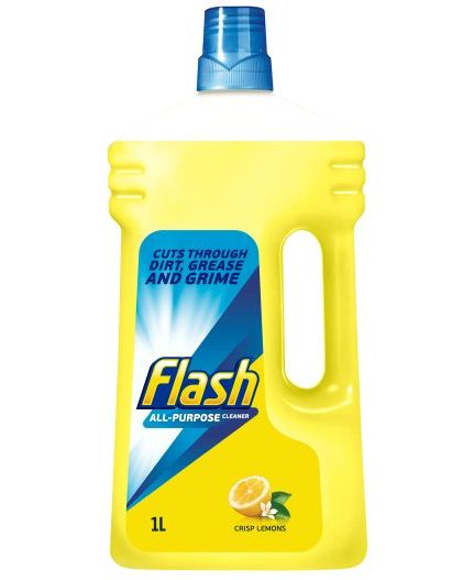 Flash All Purpose Lemon 1ltr