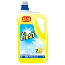 Flash Lemon  All Purpose 5ltr