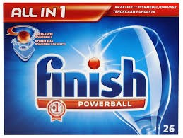 Finish Powerball x110