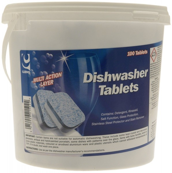 Dishwasher Tablets x100