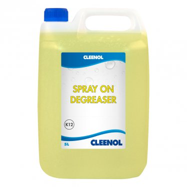 Cleenol Spray On Degreaser 5ltr