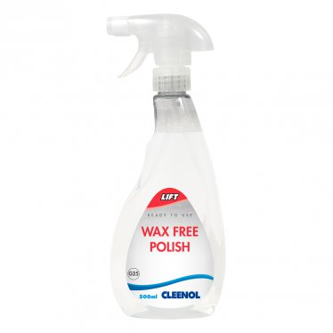 Lift Wax Free Polish 750ml
