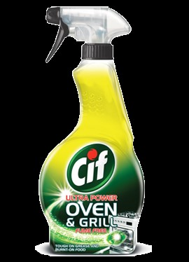 CIF Oven and Grill Cleaner 750ml