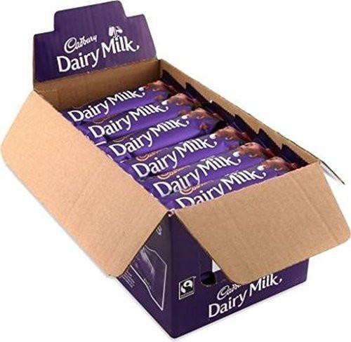 Cadbury Dairy Milk 48 x 45g