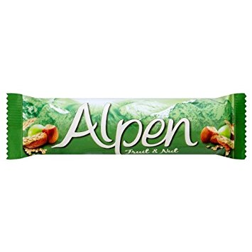 Alpen Bars Fruit & Nut 24 x 39p
