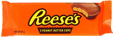 Reeses Peanut Butter Cups 40 x 51g