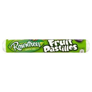 Rowntree Fruit Pastilles Tube 32 x 52g