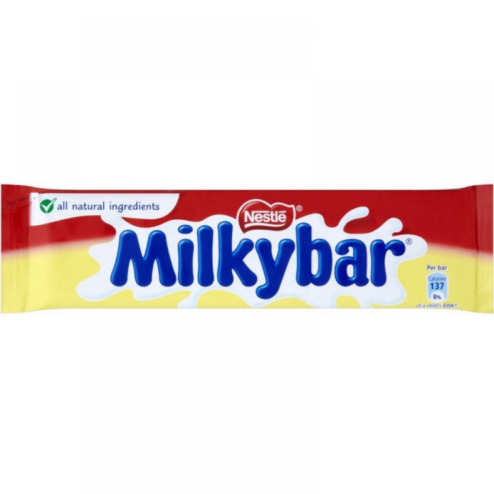 Milkybar Medium Bar 25g x 40