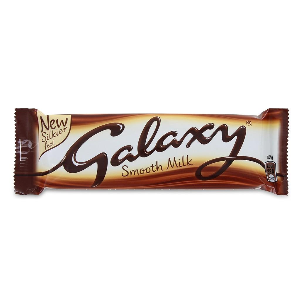 Galaxy Milk Chocolate 24 x 42g