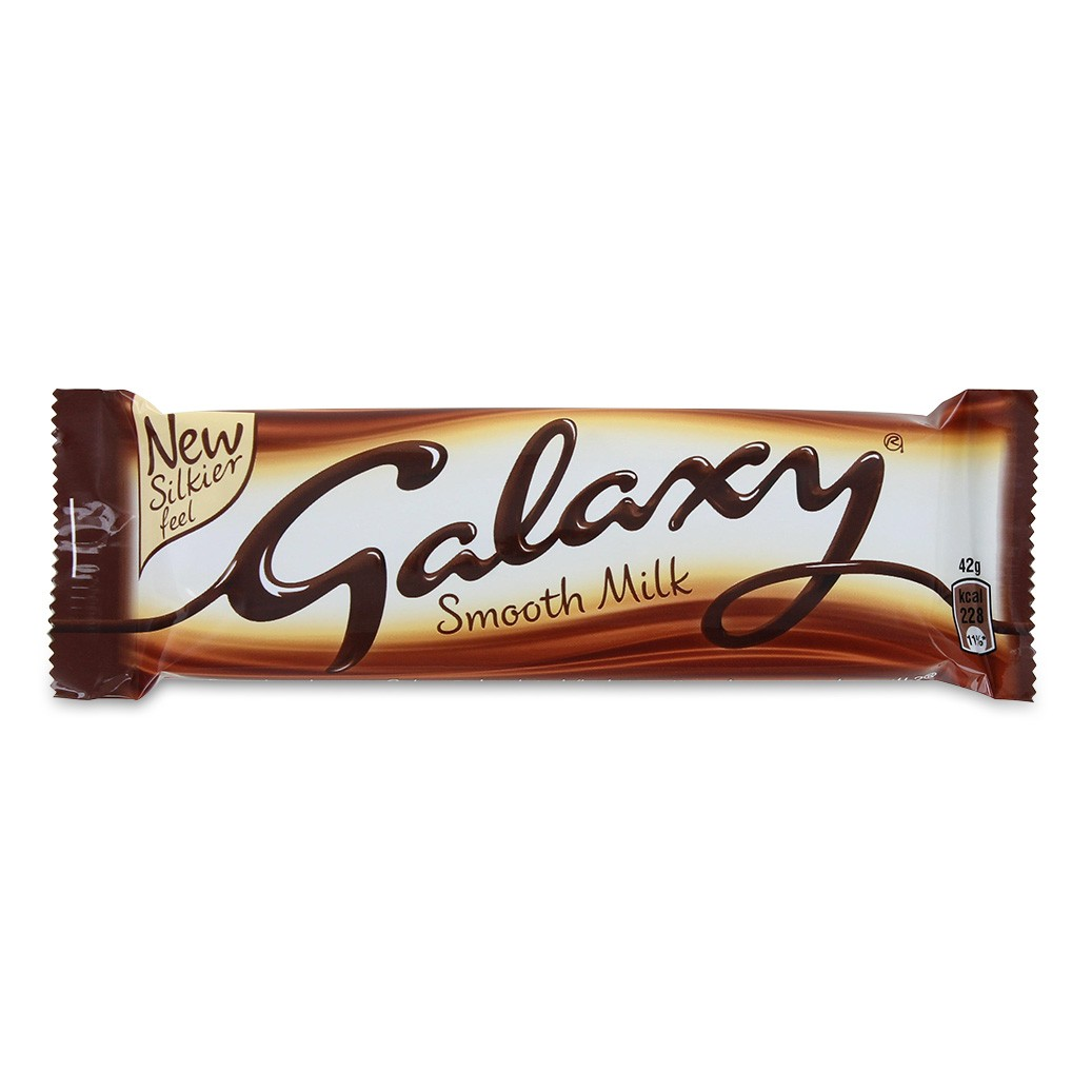 Galaxy Milk Chocolate 24 x 42g