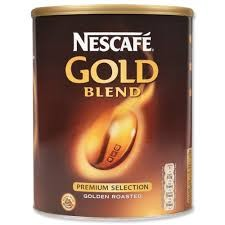 Nescafe Gold Blend Instant Coffee Granules 750g