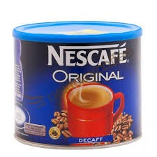 Nescafe Decaffinated Instant Coffee Granules 500g
