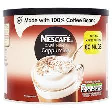 Nescafe Instant Cappucino 1kg