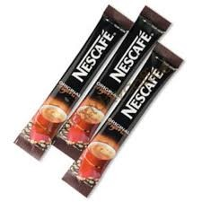 Nescafe Instant Coffee Sachets 200s Beverages Coffee