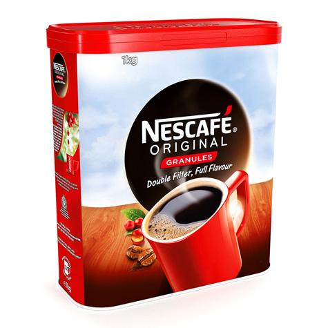 Nescafe Instant Coffee 1kg