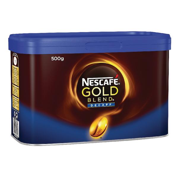 Nescafe Gold Blend Decaffinated 500g