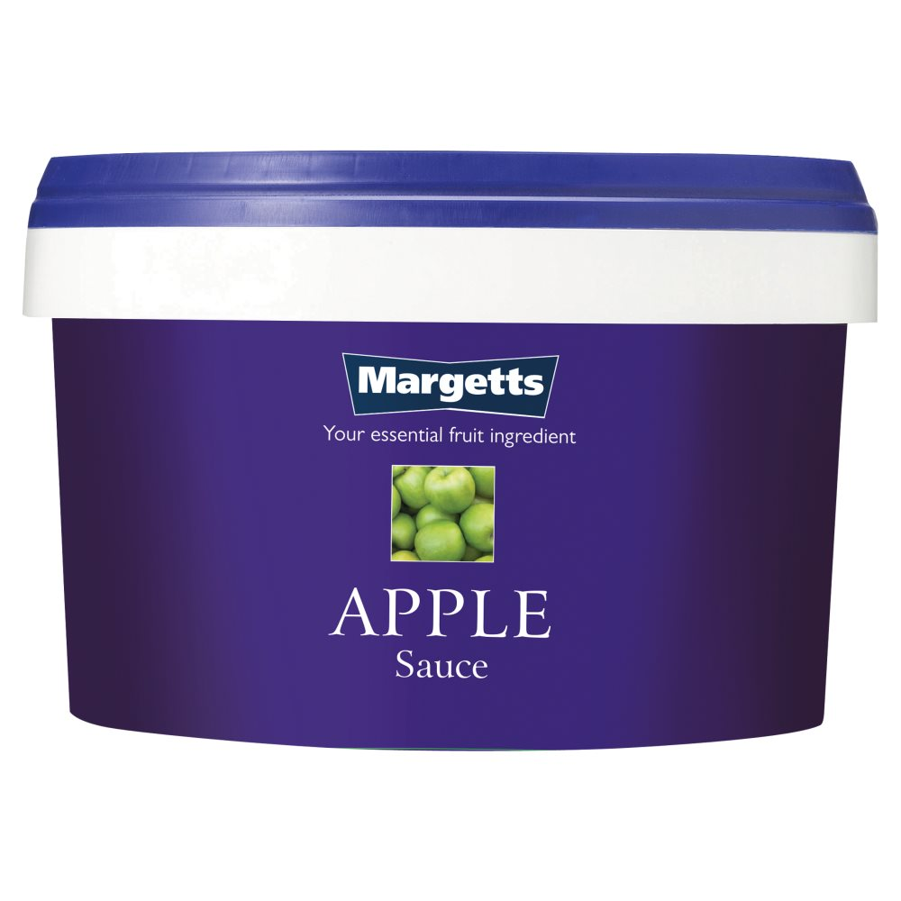 2 x Margetts Apple Sauce 2.5kg for £11 OFFER