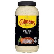 Colmans Tartare Sauce  2.25ltr