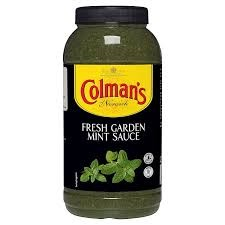 2 x Colmans Mint Sauce 2.25ltr for £16 OFFER