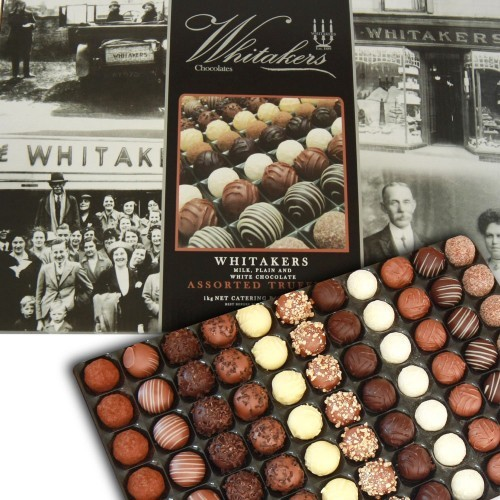 Assorted Traditional Truffles 1kg