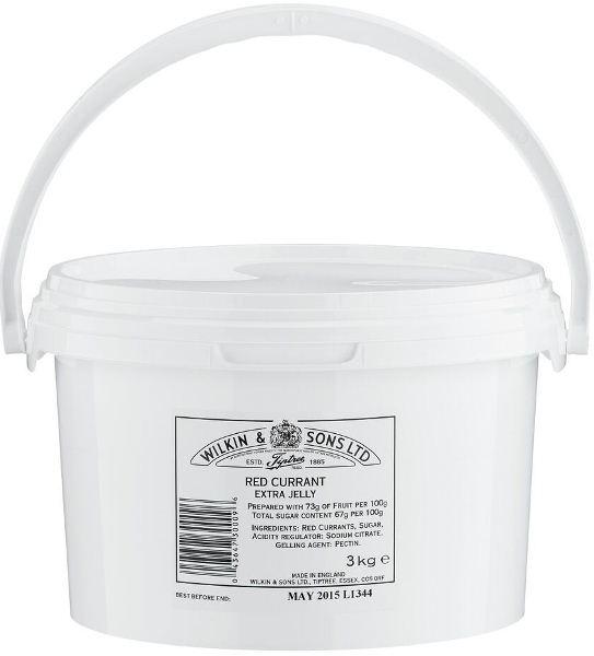 Tiptree Redcurrant Jelly 3kg