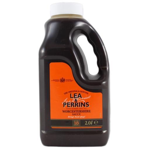 Lea & Perrins Worcester Sauce 2ltr