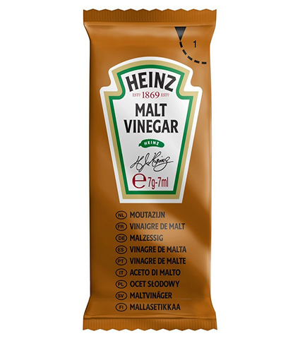Heinz Vinegar Sachets x 200