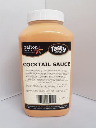 Zafron Prawn Cocktail Sauce 2.27ltr