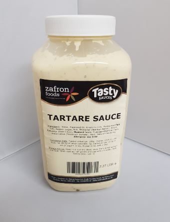 Zafron Tartare Sauce 2.27ltr
