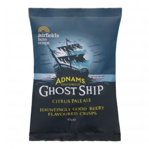 Fairfields Ghost Ship Crisps 24 x 40g