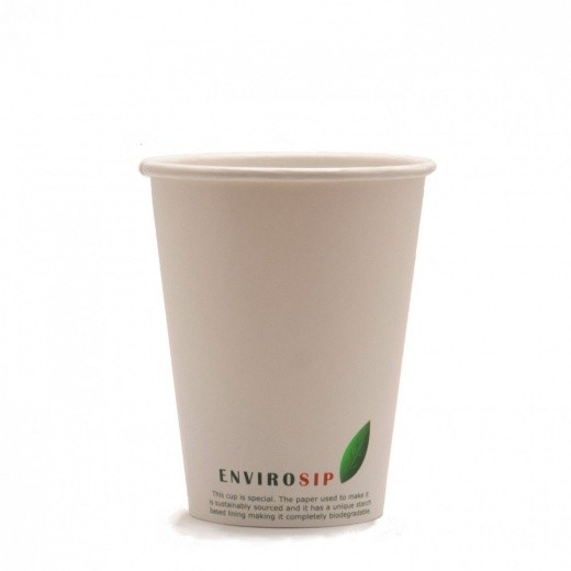 Envirosip Single Walled Cups x50 8oz