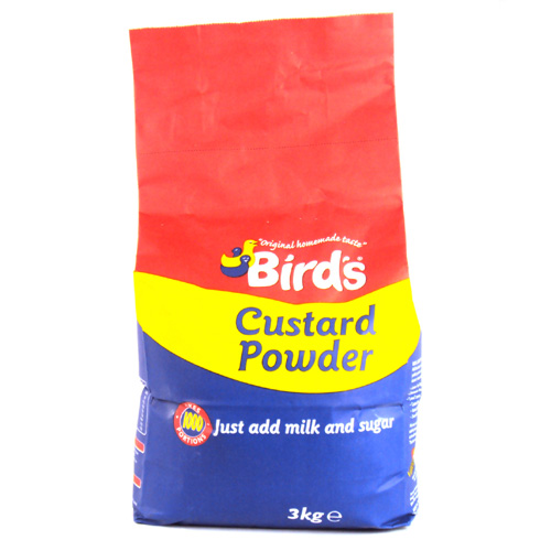 Birds Custard Powder(Add Milk) 3kg