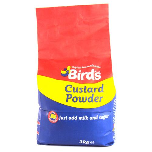 Birds Custard Powder(Add Milk) 3kg