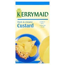 Kerrymaid RTU Custard 1ltr