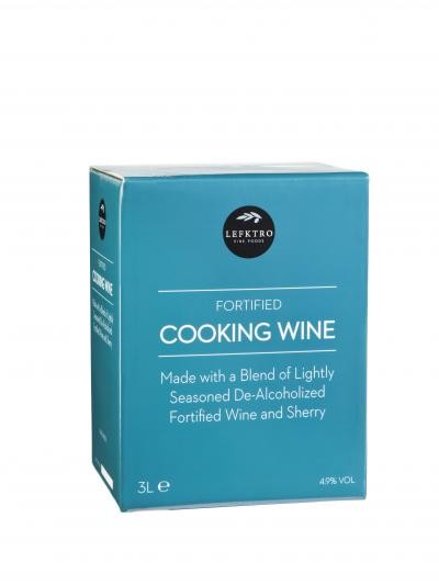 Lefktro Sherry Cooking Wine 3ltr