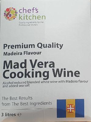 Chefs Kitchen Sweet Wine (Madeira) 3ltr