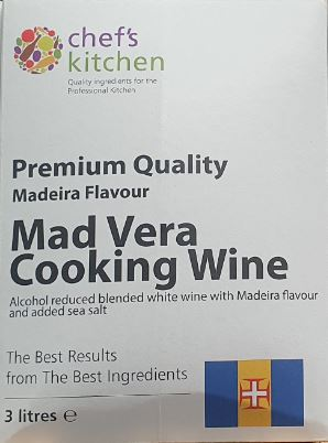 Chefs Kitchen Sweet Wine (Madeira) 3ltr