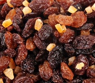 Dried Mixed Fruit 1kg