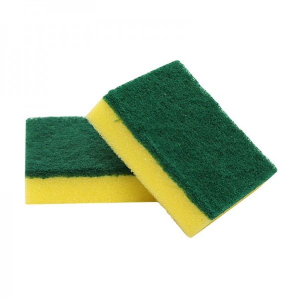 Sponge Scourers x10
