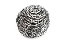 Galvanised Steel Scourers x 10